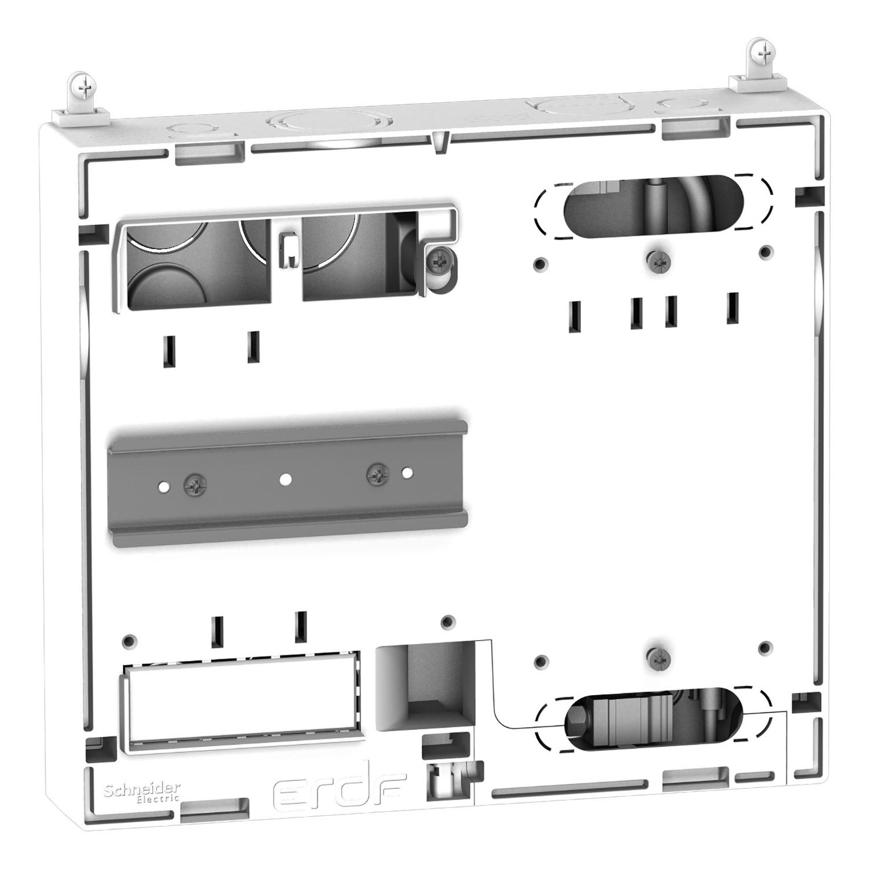 R9h13416 Platine Disjoncteur Branchement Abonne Et Compteur Schneider R9h13416